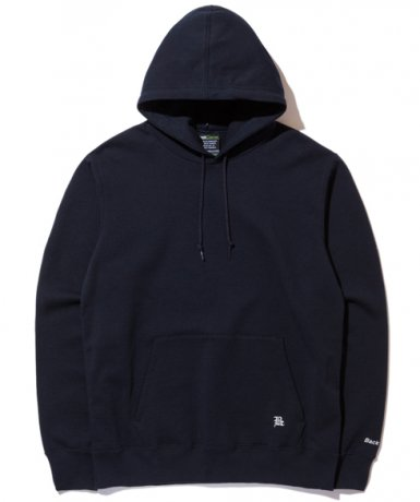 BACK CHANNEL / ONE POINT PULLOVER PARKA(NAVY)