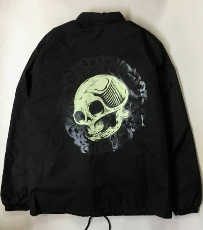 MANAGE*DESTROY / CASPY BOA WINDBREAKER [BLACK]