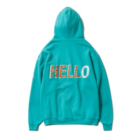 MAGIC STICK / HELLo HOODIE(EMERAID)
