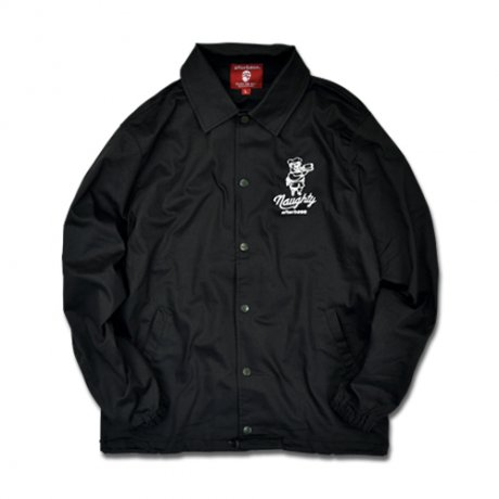 afterbase [COOK] COACH JACKET AB-8596[BLACK]