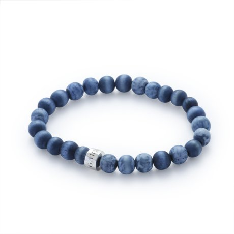 GARNI / Born Beads Bracelet(BLUE)