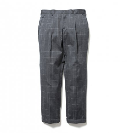 SON OF THE CHEESE / college pants(GRAY)