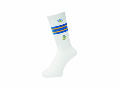 WHIMSY / 32/1 FRESH DELIVERY SOCKS(WHITE)
