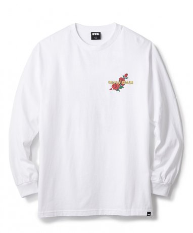 FTC / FTC × GRATEFUL DEAD L/S TEE(WHITE)