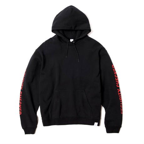 MAGIC STICK / ALREADY CHECKED HOODIE(BLACK)