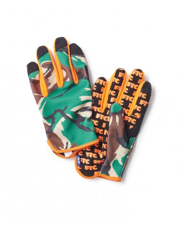 FTC / BIKE GLOVE(CAMO)