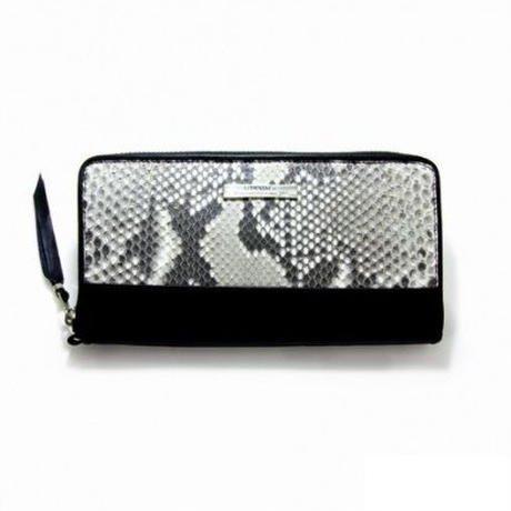 GARNI / Diamond Python Long Wallet