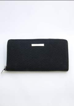 GARNI / Mesh Zip Long Wallet