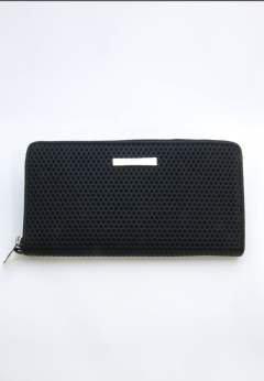 GARNI / Mesh Zip Long Wallet