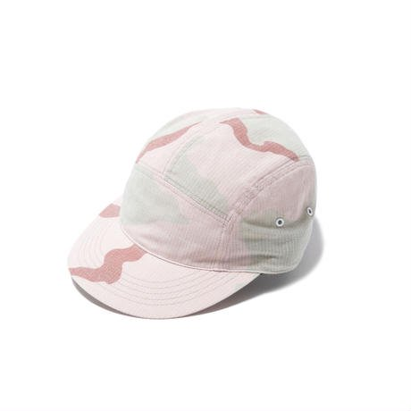 MAGIC STICK / SEER SUCKER CAMP CAP(3C DESERT CAMO)