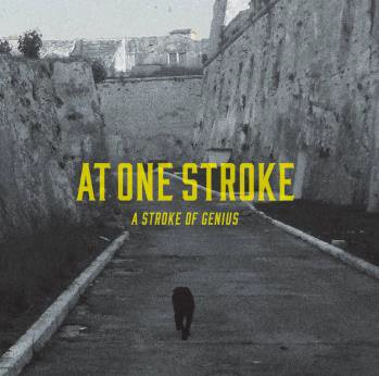 AT ONE STROKE