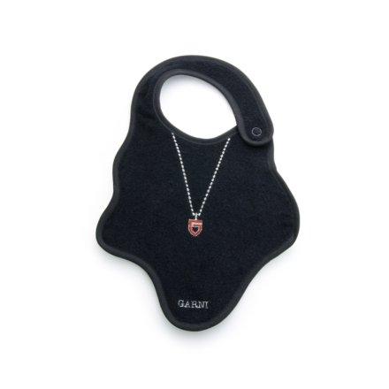 GARNI / Baby G Bib(BLACK)