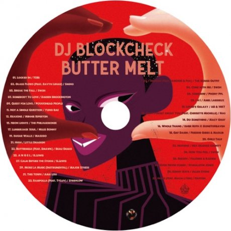 DJ BLOCKCHECK - BUTTER MELT [MIX CD] ROYALTY CLUB (2020)