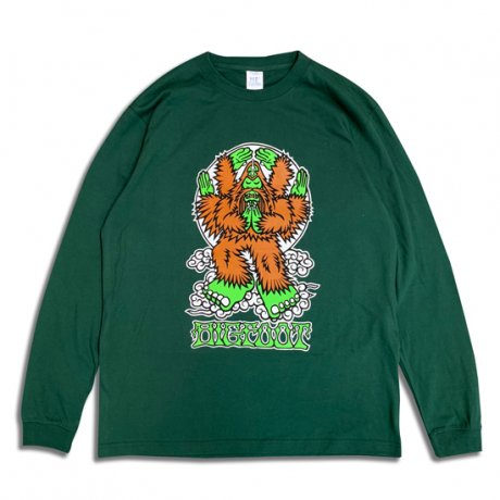 BIGFOOT / LS Ts [GREEN]