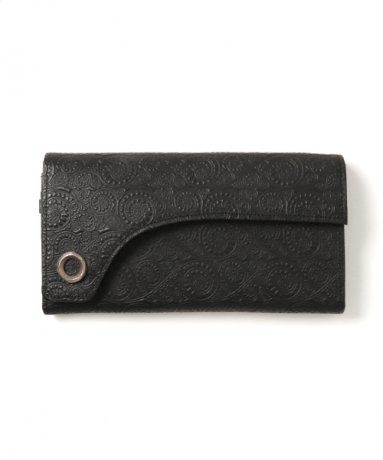 GARNI / Flap Vine Long Wallet