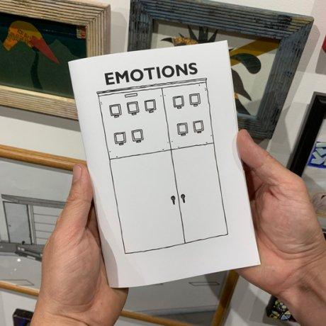 VIENT  / EMOTIONS zine