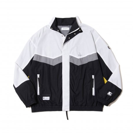 MAGIC STICK / SUMMER TRUCK JACKET by STARTER Black label(BLACK)