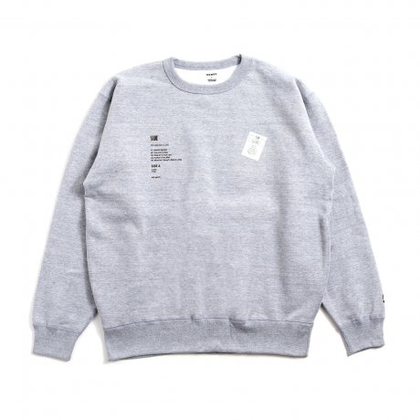 NEMES / NEMES DIAMOND LIFE CREW NECK SWEAT