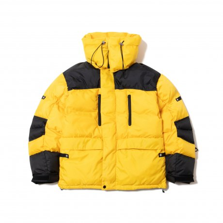 MAGIC STICK / NEO AFRICAN DOWN JACKET(YELLOW)