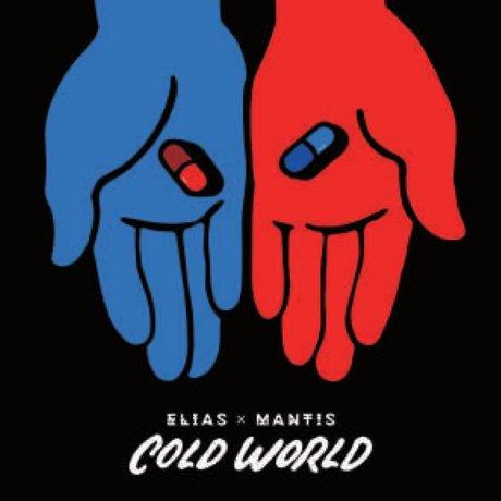 ELIAS x MANTIS - COLD WORLD [CD] 3rd STONE (2020)