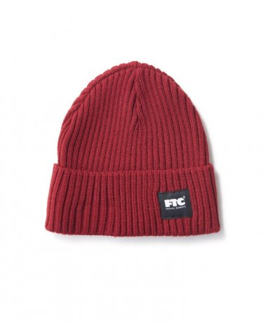 FTC / NEW ERA WOOL MILITARY BEANIE(BURGUNDY)