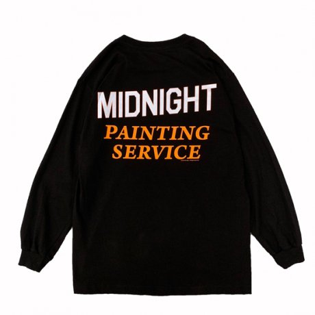 MIDNIGHT PAINTING SERVICE LS Ts