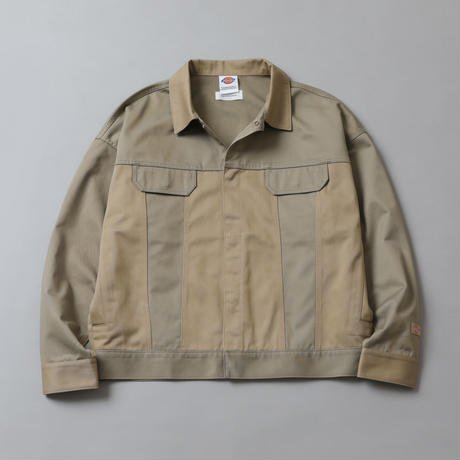 MAGIC STICK / TYPE 3rd workers jacket(BEIGE)