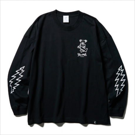 CLUCT / GOOD OL' L/S TEE(BLACK)