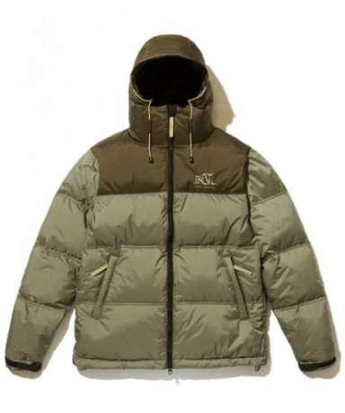 <img class='new_mark_img1' src='https://img.shop-pro.jp/img/new/icons20.gif' style='border:none;display:inline;margin:0px;padding:0px;width:auto;' />BACK CHANNEL×NANGA / HOODED DOWN JACKET(O.D.)