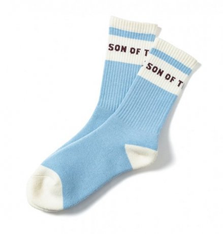 SON OF THE CHEESE / POOLSOX(BLUE)