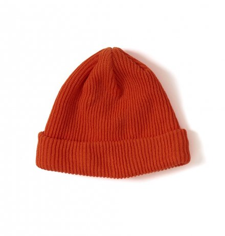 SON OF THE CHEESE / C100 KNITCAP(ORANGE)