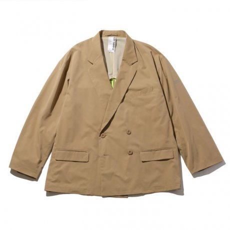 MAGIC STICK / Wildthings® BOXY DOUBLE JACKET(SAND)