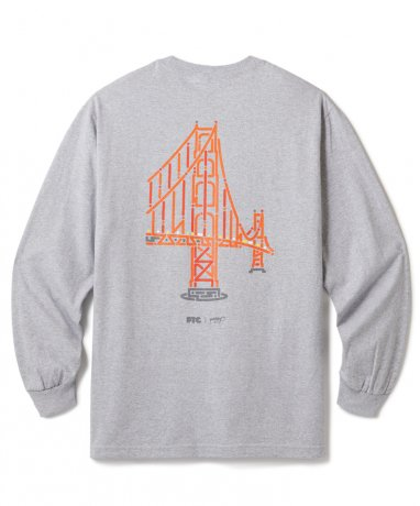 FTC / BRIDGE L/S TEE ''Artwork by Yoon Hyup