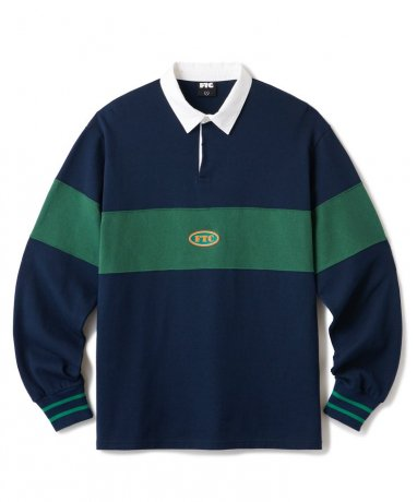 FTC / PANEL RUGBY SHIRT