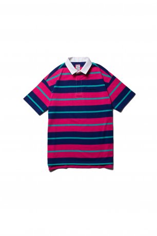 have a good time / RUGBY S/S SHIRT