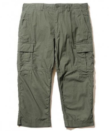 BACK CHANNEL / CROPPED CARGO PANTS
