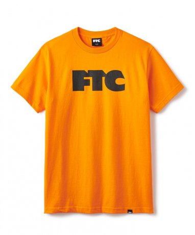 FTC / FTC OG LOGO TEE(ORANGE)