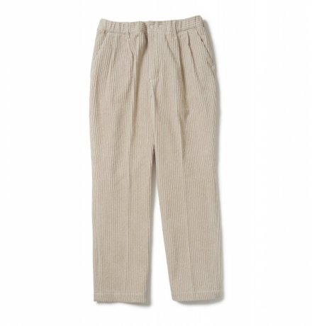 SON OF THE CHEESE / Cordy MJK Pants(WHITE)