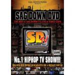 SAG DOWN DVD〜THE BEST OF SAG DOWN TV,LIVE&VIDEO CLIPS〜