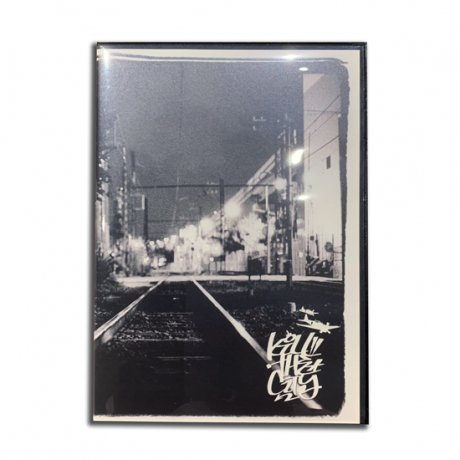 KILL THE CITY  /  JAPAN GRAFFITI DVD