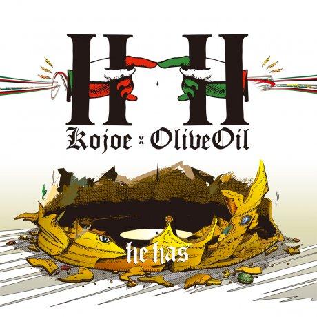 KOJOE x OLIVE OIL / HH