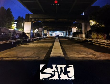 THE SANE MAGAZINE issue1
