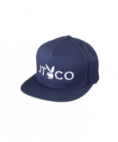 JT&CO / PLAY 5 PANEL SNAP BACK(NAVY)