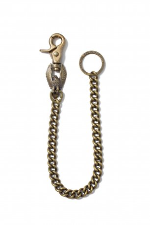 CLUCT / EAGLE WALLET CHAIN(ANTIQUE)