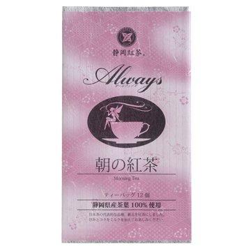 朝の紅茶(1.5gティーバッグx12個)