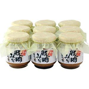 【島人割対象】沖縄豚肉みそ 9個セット...
