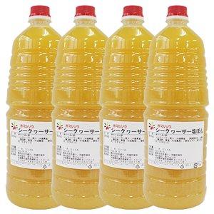 シークヮーサー塩ぽん お徳用1.8L