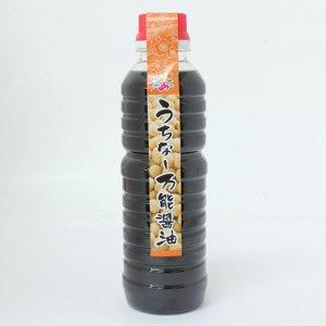煮物醤油 うちな〜風万能しょうゆ(甘口)350ml