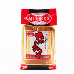赤みそ 1kg 袋 赤味噌