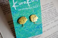 kurokuro - La chousen deux|イヤリング|がやがやイヤリング